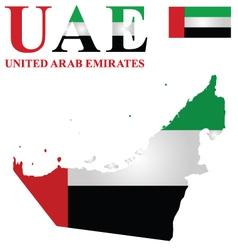 United arab emirates vector