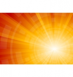 vector bright sunny background vector image vector image