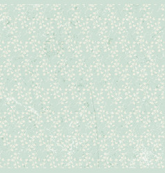 vintage wallpaper background vector image vector image
