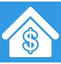 Mortgage icon vector
