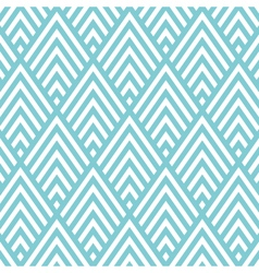 Big triangle chevron pattern background vector
