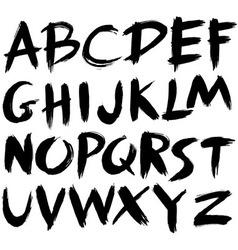Abc stroke vector