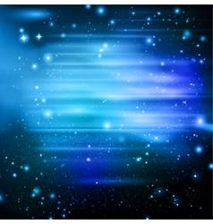 Solar galaxy vector