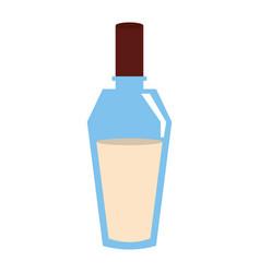 spa oil jar vector image