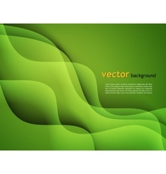 Abstract template design with colorful vector image