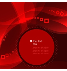 Abstract business background with lineas and vector