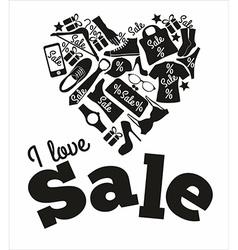 Sale banner Design decoration vector image