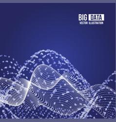 visual analytics for big data vector image