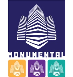 Monumental construction vector