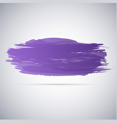 abstract background with violet paint splashes vector image vector image