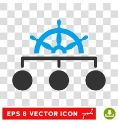 Rule eps icon vector