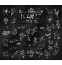 Set of various doodles hand drawn rough simple vector