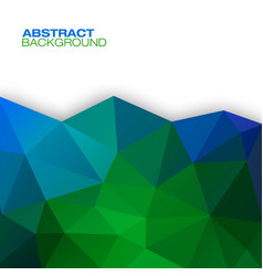 Abstract geometric background for your design vector