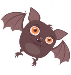 batty vector image