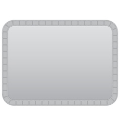 Background with filmstrip frame vector