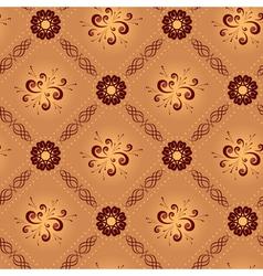 Light beige geometrical seamless texture vector