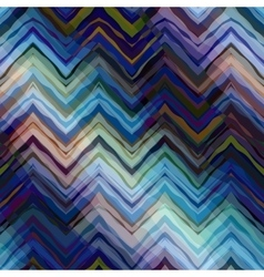 Navy blue chevron pattern vector