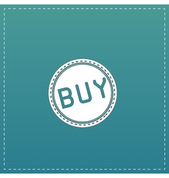 Buy badge label or sticker vector