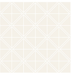 Seamless pattern with squares abstract vector