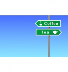 signs vector image vector image