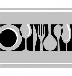 Dinning vector