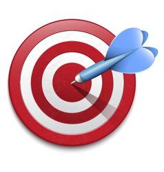 Darts vector image vector image