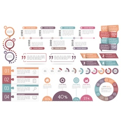4139 - infographic elements 3 5 vector