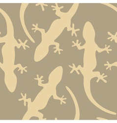 Background gecko vector