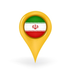 Location iran vector