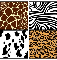 Wallpaper patterns vector