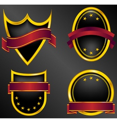 emblems vector image