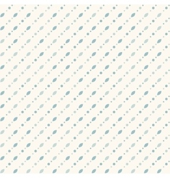 Drizzled dots pattern vector image
