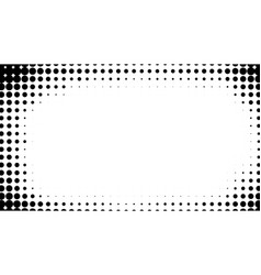 Halftone dotted background for business design vector