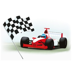 Formula one vector
