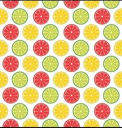 lemons and limes vector image