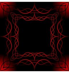 Mesh frame vector