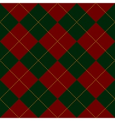 Green royal red diamond background vector