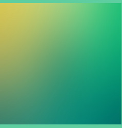 Abstract green to yellow gradient background vector