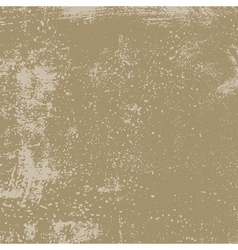Beige Distress Texture vector image