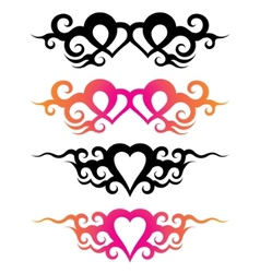 tattoo templates vector image
