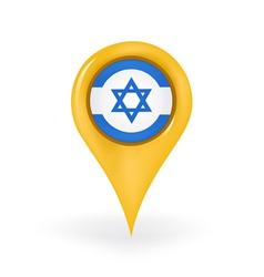 Location israel vector