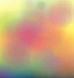 Abstract Colorful 2 vector image vector image
