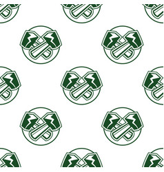 hammers seamless pattern background wallpaper vector image