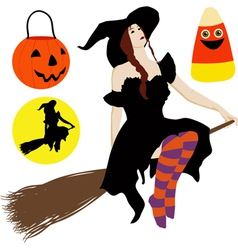 Trick or treat vector