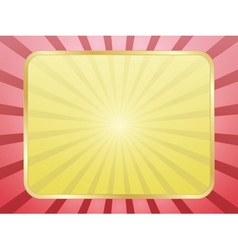 Abstract rays background vector