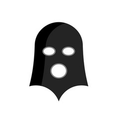 Bdsm mask isolated sex toy for adults vector