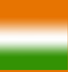 Indian flag tricolor background wallpaper vector