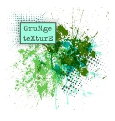 Grunge texture Abstract template vector image