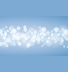 Blue lights backgrounds vector