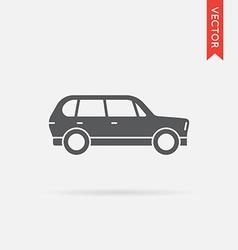 Car icon vector